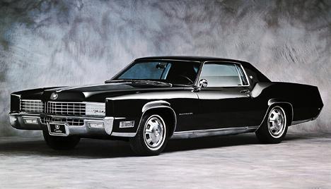Сэтого роскошного Eldorado 1967года начался переход Кадиллаков напередний привод.