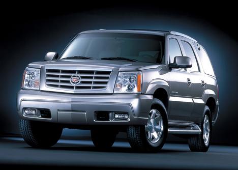 Cadillac Escalade обязан своим появлением всеобщему увлечению внедорожниками.
