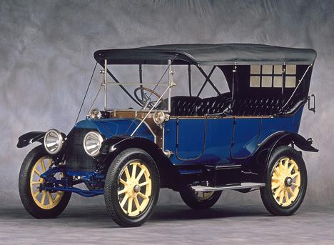 После модели Cadillac30 четырёхцилиндровый двигатель неставился наCadillac втечение 67лет.