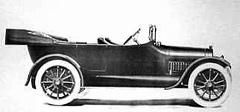 В1915году наавтомобилях Cadillac появился мощный двигательV8.