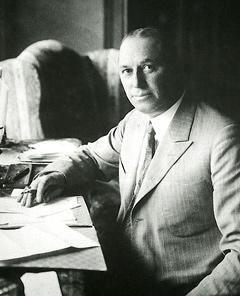 Уолтер Крайслер начинал помощником машиниста, азакончил созданием собственной компании— одного изкрупнейших вмире автомобильных концернов.