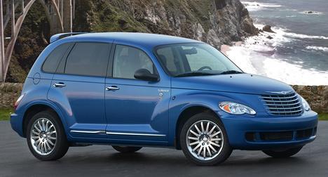 Ретро-стиль компактного Chrysler PTCruiser мало кого оставит равнодушным: нестали исключением иевропейские покупатели.