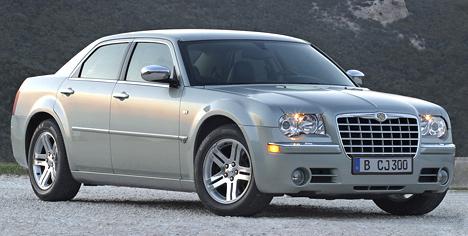 Благодаря массивному Chrysler 300C компания смогла немного укрепить свои позиции наевропейском рынке.