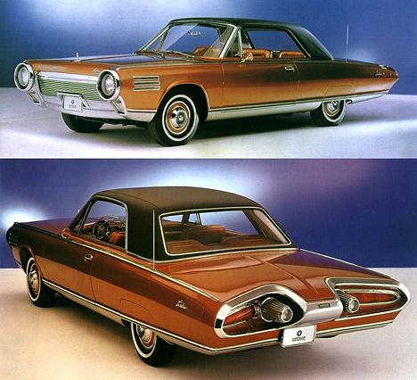 Chrysler Turbine был создан вколичестве всего 50экземпляров. Дальше испытаний дело непошло, ипроект Turbine свернули.