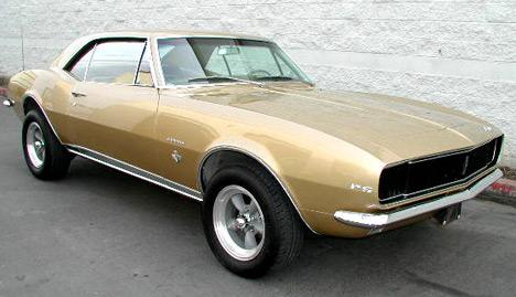 Camaro, получивший своё название отфранцузского слова camarade («товарищ»), стал одним изсамых популярных пони-каров Америки, уступая лишь Ford Mustang.
