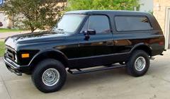 Chevrolet Blazer выигрывал уконкурентов засчёт манёвренности, простора имощи.