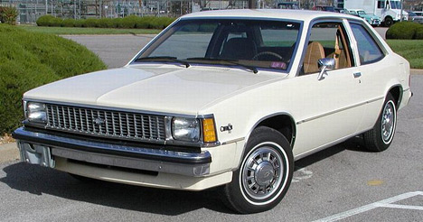 Chevrolet Citation— первый переднеприводный автомобиль Chevrolet.