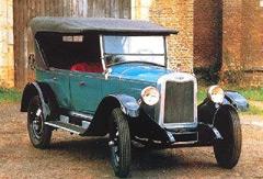 Chevrolet Superior продолжил успех модели 490.