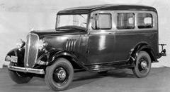 Восьмиместный Chevrolet Suburban Carryall стал родоначальником нового класса вместительных иуниверсальных автомобилей.