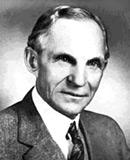 Великий человек вавтомобилестроении— Генри Форд.