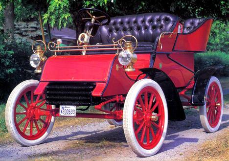 «Модель А»— первый автомобиль Генри Форда.