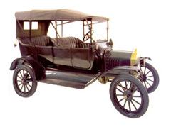 Один изсамых знаменитых автомобилей вмире, FordT, известен прежде всего тем, что благодаря ему автомобиль стал средством передвижения, анеигрушкой для богатых.