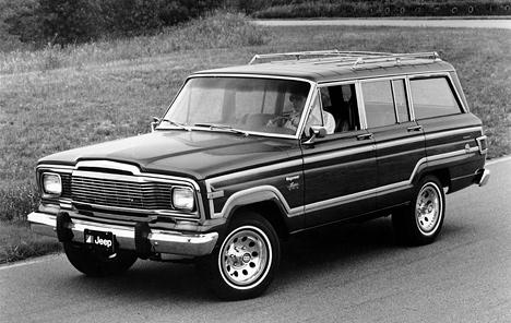Wagoneer Limited представлял ограниченную партию базовых Wagoneer.