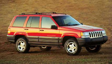 Первый Jeep Grand Cherokee изсовременного поколения появился насвет в1992году.