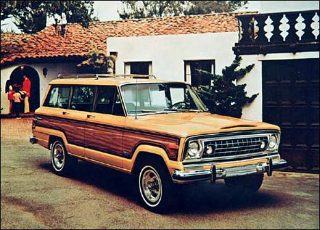 В1973году Jeep Wagoneer претерпел ряд технических доработок.