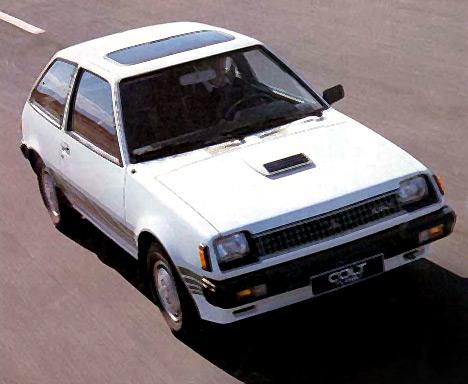 Mitsubishi Colt 1400GLX завоевал престижный титул «Автомобиль года» вЯпонии.