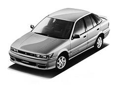 Позиции Mitsubishi Lancer всегда были прочны. Конец <nobr>80-ых</nobr> не&nbsp;исключение.